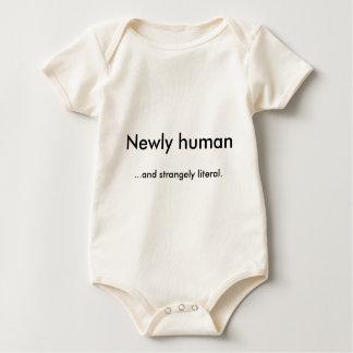 Body Nouvellement humain… et étrangement littéral
