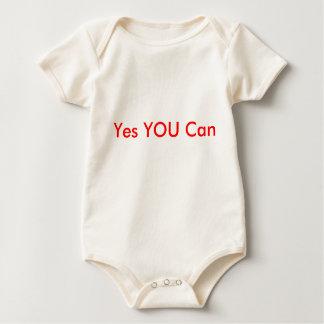Body Obama pour des bébés
