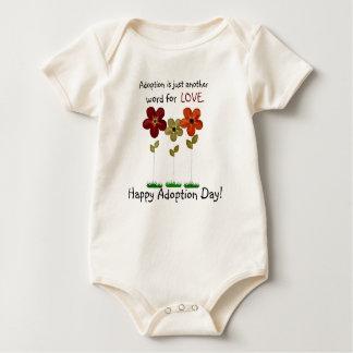 Body onsie d'adoption