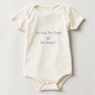Body Onsie de déplacement doux de bébé de logo de pot
