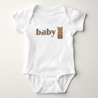 Body ours de bébé