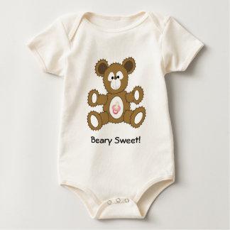 Body ours de bébé, bonbon à Beary !