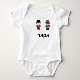 Body Papa chinois de Hapa et combinaison américaine de