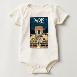Body Paris Arc de Triomphe