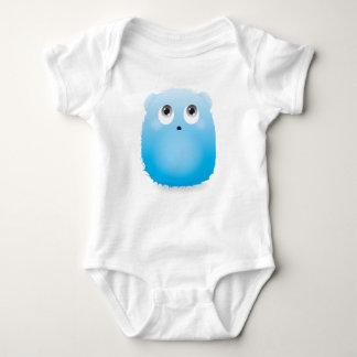 """Body """"Peluche bleue-Douce comme un doudou"""""""
