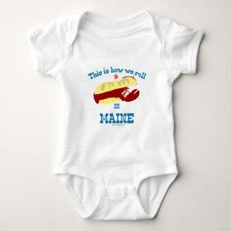 Body Petit pain de homard du Maine