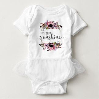 Body Petit rayon de tutu chic de bébé du soleil | Boho
