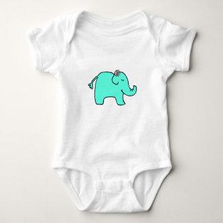 Body Pétunia l'éléphant - marguerite