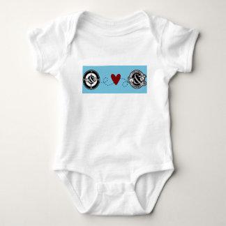 Body Pièce en t FCRC de bébé