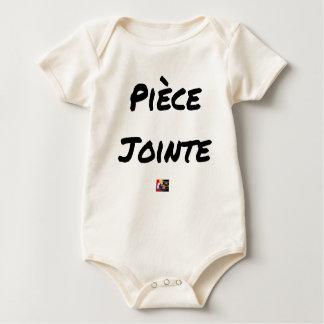 Body PIÈCE JOINTE - Jeux de mots - Francois Ville