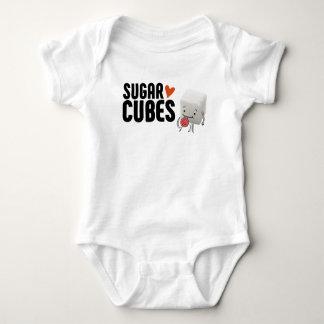 Body Plante grimpante de bébé de cube en sucre