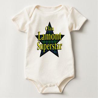 Body Plante grimpante organique infantile de Lamont de