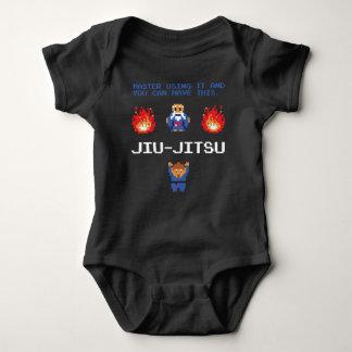 Body Plante grimpante principale de bébé de Jiu-Jitsu