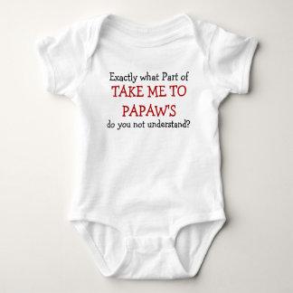 Body Portez-moi à la combinaison de nourrisson du bébé