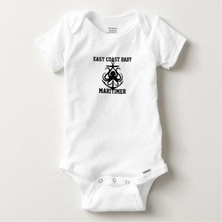 Body Poulpe d'ancre de Maritimer de bébé de Côte Est