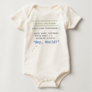 Body Premier programme de Java de bébé
