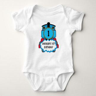 Body Première chemise de train de l'anniversaire du