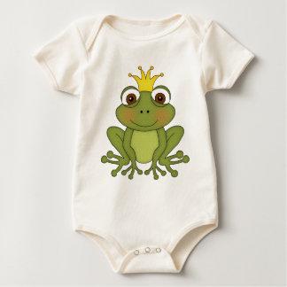 Body Prince With Crown de grenouille de conte de fées