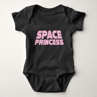 Body Princesse de l'espace - combinaison du Jersey de