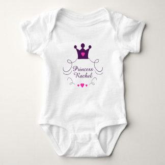 Body Princesse rose Crown Tiara Royalty Hearts de bébé