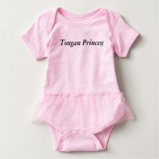 Body Princesse tongane Tutu