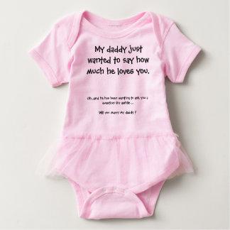 Body Proposition de mariage mignonne