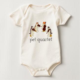 Body Quartet d'animal familier