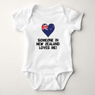 Body Quelqu'un en Nouvelle Zélande m'aime