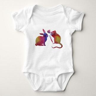 Body Rat et lapin