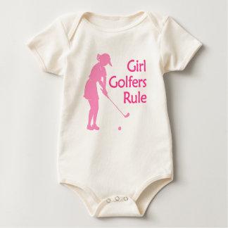 Body Règle de golfeurs de fille