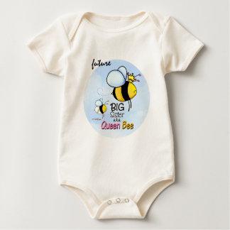 Body Reine des abeilles - bébé de grande soeur