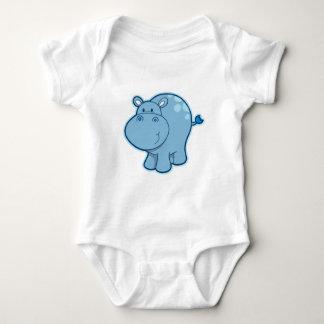 Body Rencontrez l'hippopotame bleu !