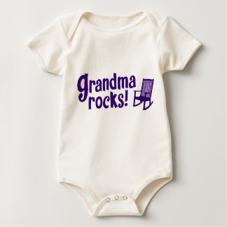 Body Roches de grand-maman