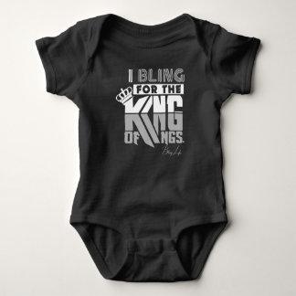 Body Roi de bébé de la combinaison des Rois Jersey