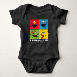 Body Sesame Street | les enfants frais originaux