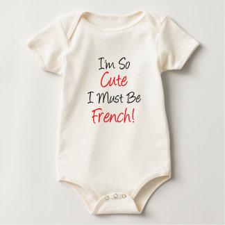 Body Si mignon doit être français