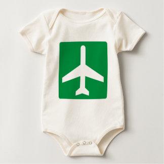 Body Signe de Higway d'aéroport