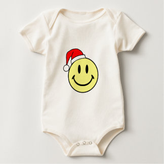 Body Smiley (casquette de Père Noël)
