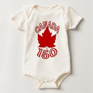 Body Souvenir organique du Canada de combinaison de