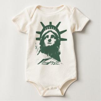 Body Statue de chemise de New York de bébé de chemise