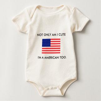 Body SUIS NON SEULEMENT JE MIGNON, dormeur de bébé