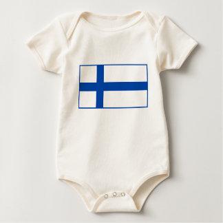 Body Suomen Lippu - le drapeau de la Finlande