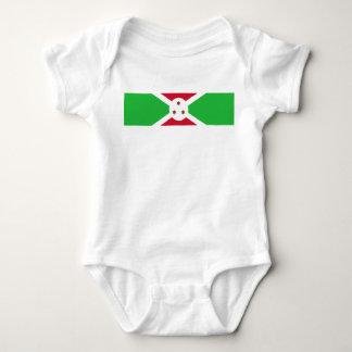 Body Symbole de drapeau de pays du Burundi longtemps