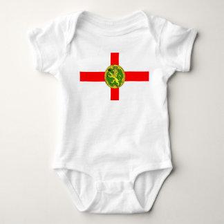 Body Symbole les anglais de Guernesey de drapeau