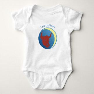 Body Taureau de gilet de bébé de signe d'étoile
