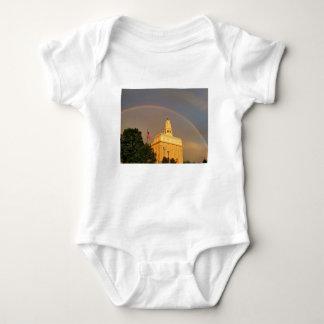 Body Temple de Nauvoo l'Illinois embrassé par un