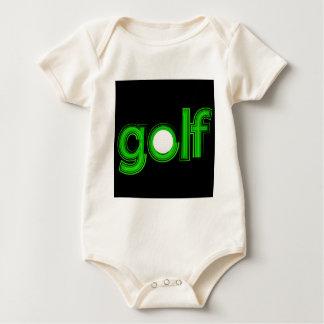 Body texte de golf