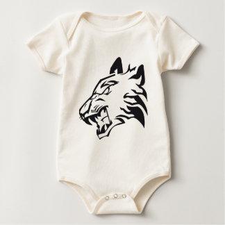 Body Tiger Raw Tigre Griffe