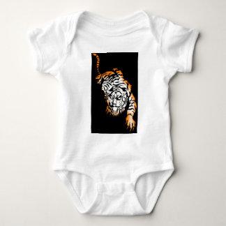 Body Tiger tribal