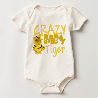 Body Tigre de bébé fou